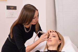 Перманентный макияж для вас нашем SPA центре красоты